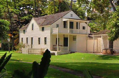Hawaiian Mission Houses