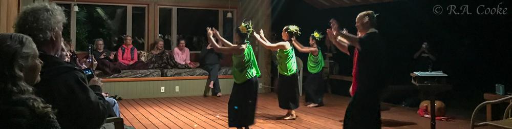 The Cooke Family on Molokai